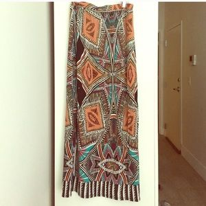Maeve maxi skirt